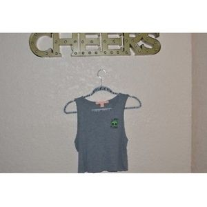 Used Rebellious One Crop top gray